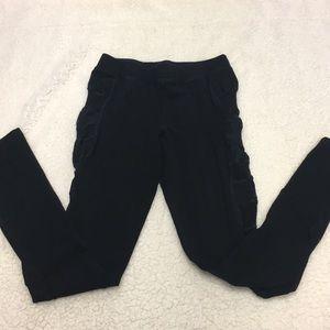 Mesh panel side Express leggings